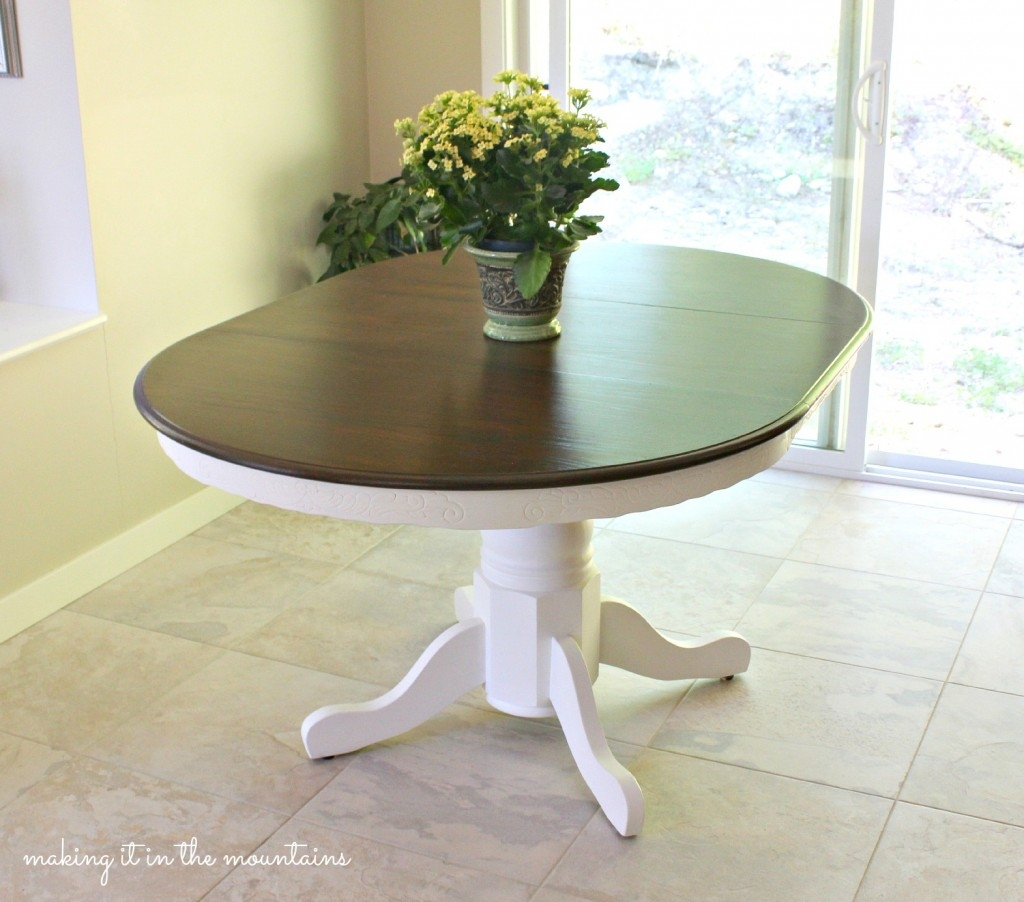 Table In Kitchen: How To Makeover Your Kitchen Table (and A Lesson I Learned