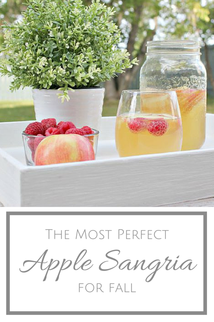 Discover how to create The Most Perfect Apple Sangria with just a few short steps. You will be amazed how tasty it truly is. Don't wait, try it today!