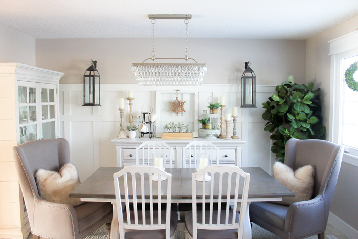 farmhouse dining room. How to Create a Farmhouse Style Dining Room in Just One Weekend  making it the mountains