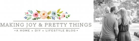 Making Joy and Pretty Things