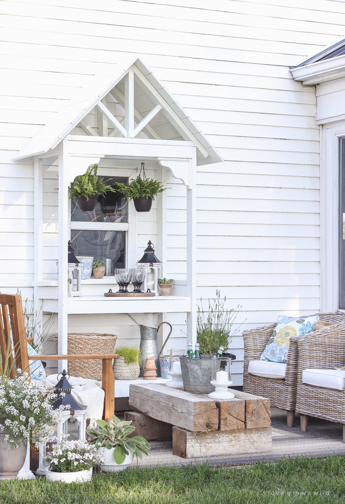 12 Diy Potting Benches With Farmhouse Style Making It In